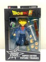 Dragon Ball Dragon Stars Super Saiyan Future Trunks Series 3 Figure Bandai DBZ