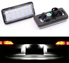 2X For Lexus GX470 LX470 LX570 Car White License Plate Lights Lamps LED Sets DEC