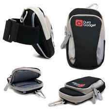 Bolsa Sillin Marco de bicicleta Frontal Con Doble Bolsa para CAT B30/S40 Teléfono Inteligente