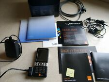 SONY ERICSSON K550i MOBILE PHONE WITH ALL ACCESSORIES