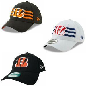 New Cincinnati Bengals 9Forty Adjustable Hat Cap by New Era-Pick Style Who Dey!