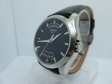 TISSOT COUTURIER DAY-DATE AUTOMATIC WATCH Ref. T035407A