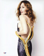 Gillian Anderson SIGNED 11x14 Photo American Gods X Files PSA/DNA AUTOGRAPHED