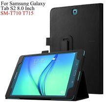 Funda Plegable con Soporte para Samsung Galaxy Tab S2 de 8.0 (SM-T710/T715)