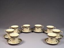 Minton Grasmere Coffee Tea Cup Saucer set EXCELLENT  England