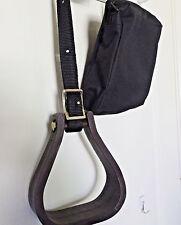 tough 1 Western stirrup mounting aid 72-2050 w/canvas case,western horse tack