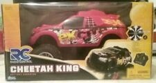 Cheetah Tiger King Red Vehicle Race Kids Stuff Remote RC 27 Mhz Controlled Car