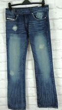 Diesel Low Rise Distressed Jeans Bootcut for Women