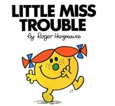 Little Miss Trouble (Mr. Men and Little Miss)-ExLibrary