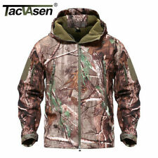 Tree Camouflage Tactical Jackets Men Waterproof Hunting Jacket Coats Windbreaker