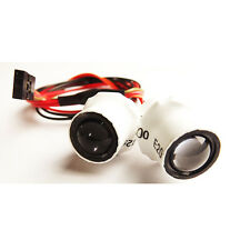 HSP RC 1:10 Model Car Night 15mm headlamp headlights led light on road Drift Car