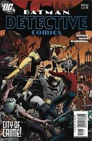 Batman Detective Comics Issue 814 DC Modern Age First Print Lapham Bachs 2006