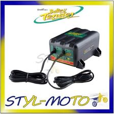 CARICABATTERIE MANTENITORE MULTIPLO 2 USCITE TENDER 12V 1.25A AGM ACIDO GEL