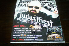 METAL HAMMER MAGAZINE 7/2014 JUDAS PRIEST OUTLOUD KISS METAL CHURCH STEEL PANTHE