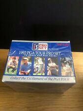 1992 Pro Set PGA Tour Factory Sealed Boxes. Shipped with USPS First Class Pack