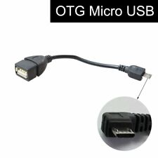 Micro USB to USB Female Adapter Cable for Car GPS Stereo Head Unit Tablet Phone