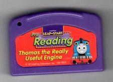 LeapFrog Leap Start Pre-Reading Thomas the Really Useful Engine Cartridge.
