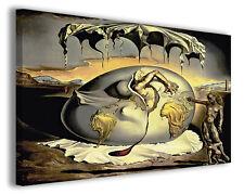 Quadri famosi Salvador Dali' vol IX Stampa su tela arredo moderno arte design