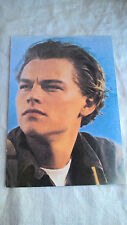 Photo Leonardo DiCaprio Oliver Books London Années 1990 185