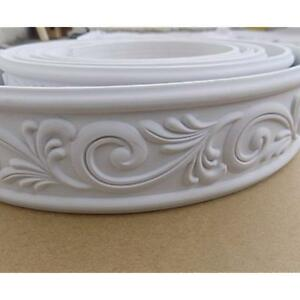 Home Decorate Modelling Crown Mouldings Trim Flexible Molding Ceiling Border &