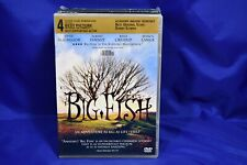 Big Fish (Dvd, 2004) ~Resealed~