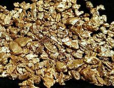 Very Rare 22K+ Gold Nuggets  TV'S series Gold Rush.22k 1/5thg bag vial not incl