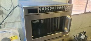 SAMSUNG Programmable Microwave 1850W Commercial