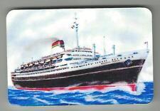 Fridge Magnets ...tn Andrea Doria ...Ocean Liner...Original Art Work