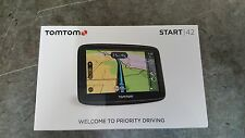 TomTom Start 42 4.3 Inch western Europe Lifetime Map Updates 3 month camera.