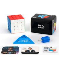 Zauberwürfel 4M MoYu Meilong 4x4 magnetic magnetisch stickerless speedcube cube