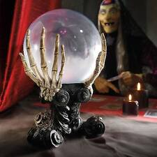 Haunted House Color Changing Fortune Teller's Crystal Ball Halloween Prop Decor