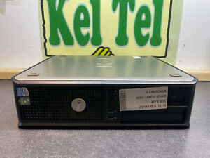 Dell Optiplex 745 INTEL 2140 1.6GHZ 3GB 250GB WINDOWS 7 CHEAP SFF PC UK SLIM
