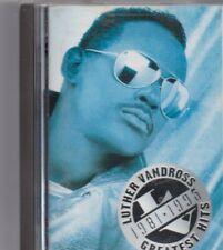 Luther Vandross-Greatest Hits 1981-1995 minidisc album
