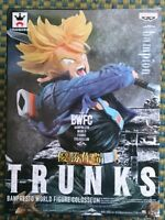 Dragon Ball Z World Colosseum Vol.2 Trunks Figure Japan Banpresto F/S