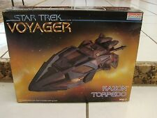 Monogram Star Trek Voyager Kazon Torpedo Model Kit #85-3608 sealed bags