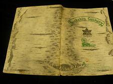 Buckskin Cookery centennial cookbook Old timer BC Cariboo BC Quesnel #E313 MP
