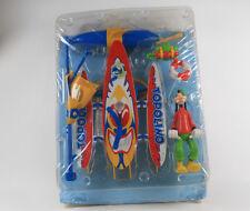 Goofy auf Surfbrett Surfer === Topolino Walt Disney