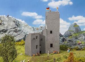 Faller 130585 Ho Castle Ruins # New Original Packaging ##
