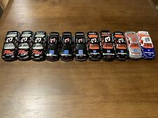 LOT OF (11) DALE EARNHARDT 3 HASBRO VINTAGE MONTE CARLO CARS GOODWRENCH 1991-98