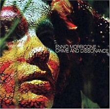 Ennio Morricone: Crime And Dissonance (New/Sealed 2 CD's)