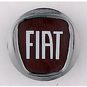 Set 4 Coprimozzi Coppette Borchie Cerchi In Lega Fiat 50 mm