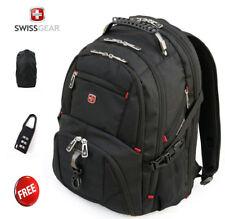 """Wenger SwissGear Waterproof 17"""" Macbook Laptop Backpack Schoolbag Travel Bags"""