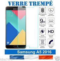 vitre protection verre trempé film protecteur d'écran  Galaxy A5 2016 A5100