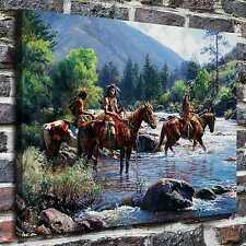 Native American indians Paintings HD Print on Canvas Home Decor Wall Art Picture