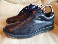 LOUIS VUITTON Black Trainers Shoes  39   UK  6    GENUINE