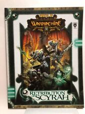 Forces of WARMACHINE - Retribution of Scyrah RPG Guide (2009) NEW Unread