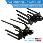 2PCS Wakeboard Tower Rack Kneeboard Holder Waterski Board Surfboard Racks