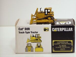 Caterpillar D8R Dozer - 1/87 - Brass - CCM