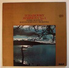 Tchaikovsky: Symphony No. 4 - Pierre Monteux - Boston Symphony Orchestra