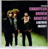 (BT534) Chauffeur Driven Aviator, Leather Jacket - DJ CD